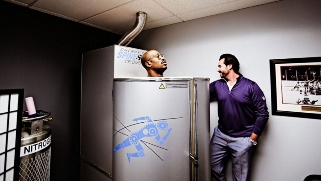 """""""We Tried It, Cryotherapy, the Denver Broncos Favorite Recovery Treatment"""""""