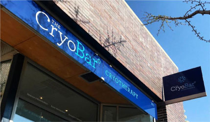 cryotherapy bucktown
