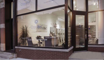 cryotherapy lincoln park